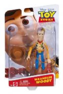 "Toy Story Basic 4"" Figure Wrangler Woody"